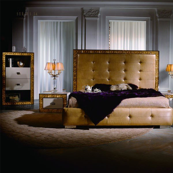 Best Luxury Crystal Bed Luxury Home Furniture Factory And With Pictures
