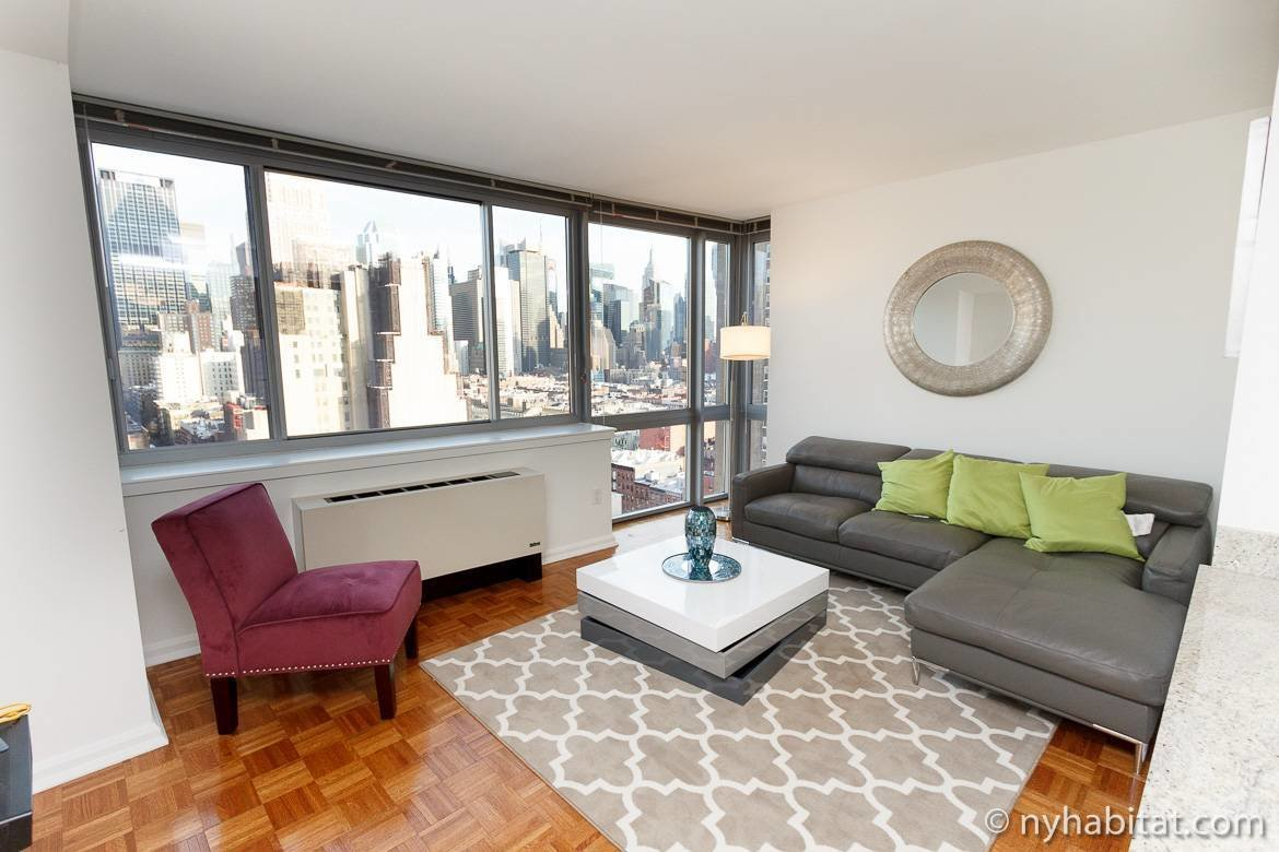 Best New York City Apartments With A View New York Habitat Blog With Pictures