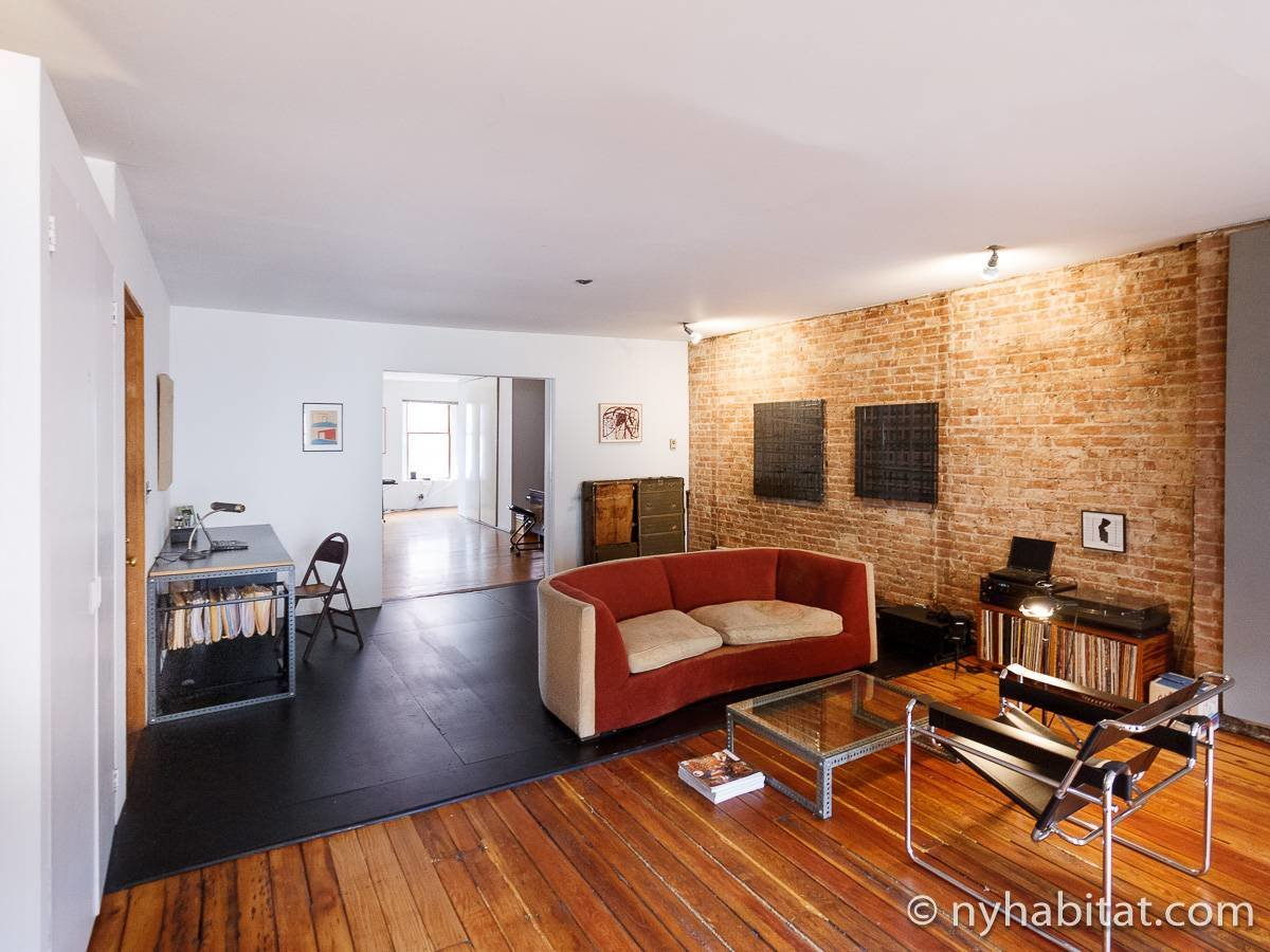 Best New York Apartment 1 Bedroom Loft Apartment Rental In With Pictures