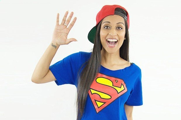 Best Stage This Week Comic Lilly Singh Discovering With Pictures