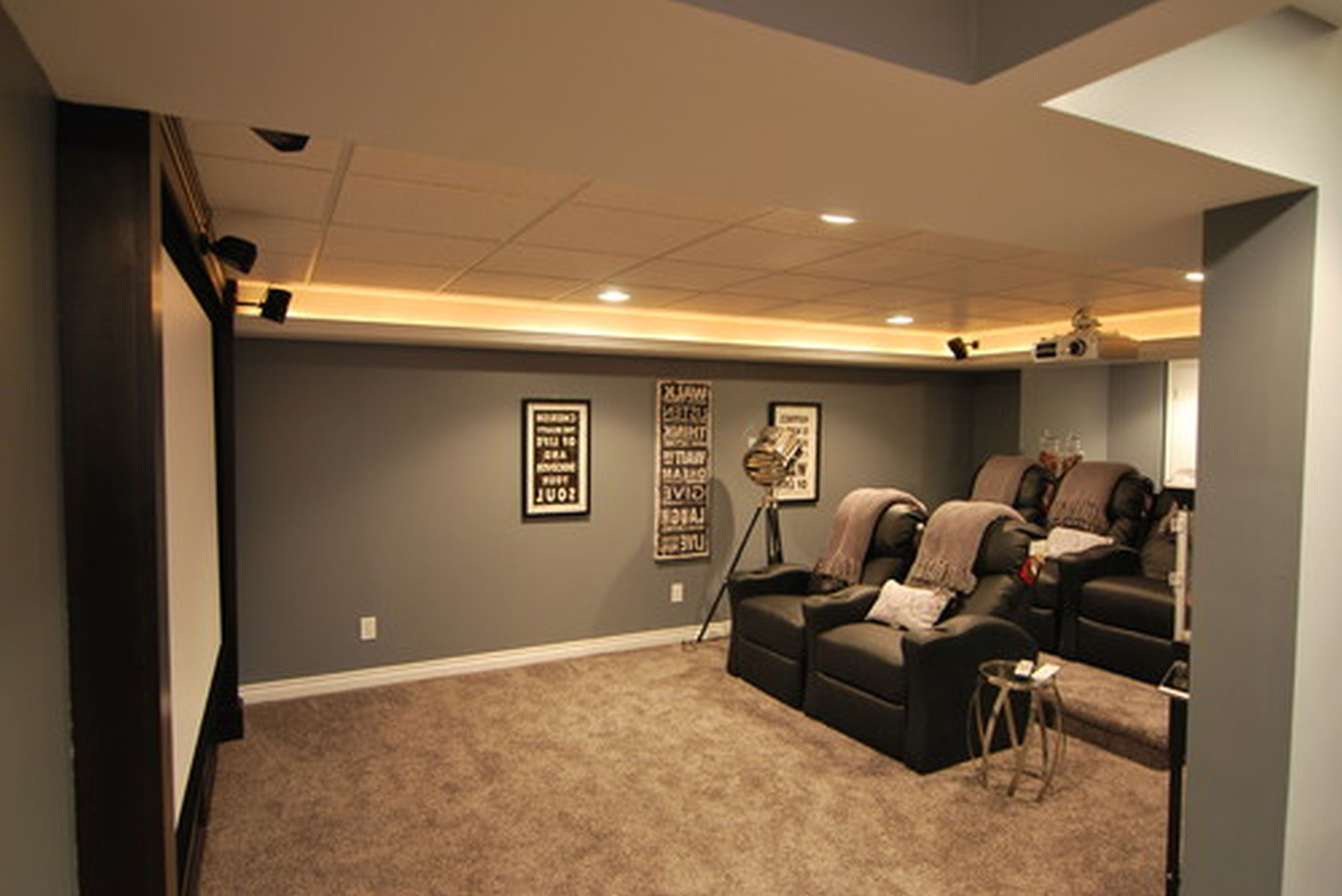 Best Decorations Cool Basement Bedroom Ideas 18 Inspiration Cool Basement Designs Vendermicasa With Pictures