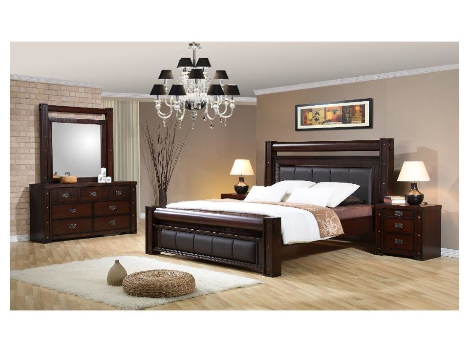 Best Havana 4 Piece King Bedroom Suite Vip Furniture La Z Boy With Pictures