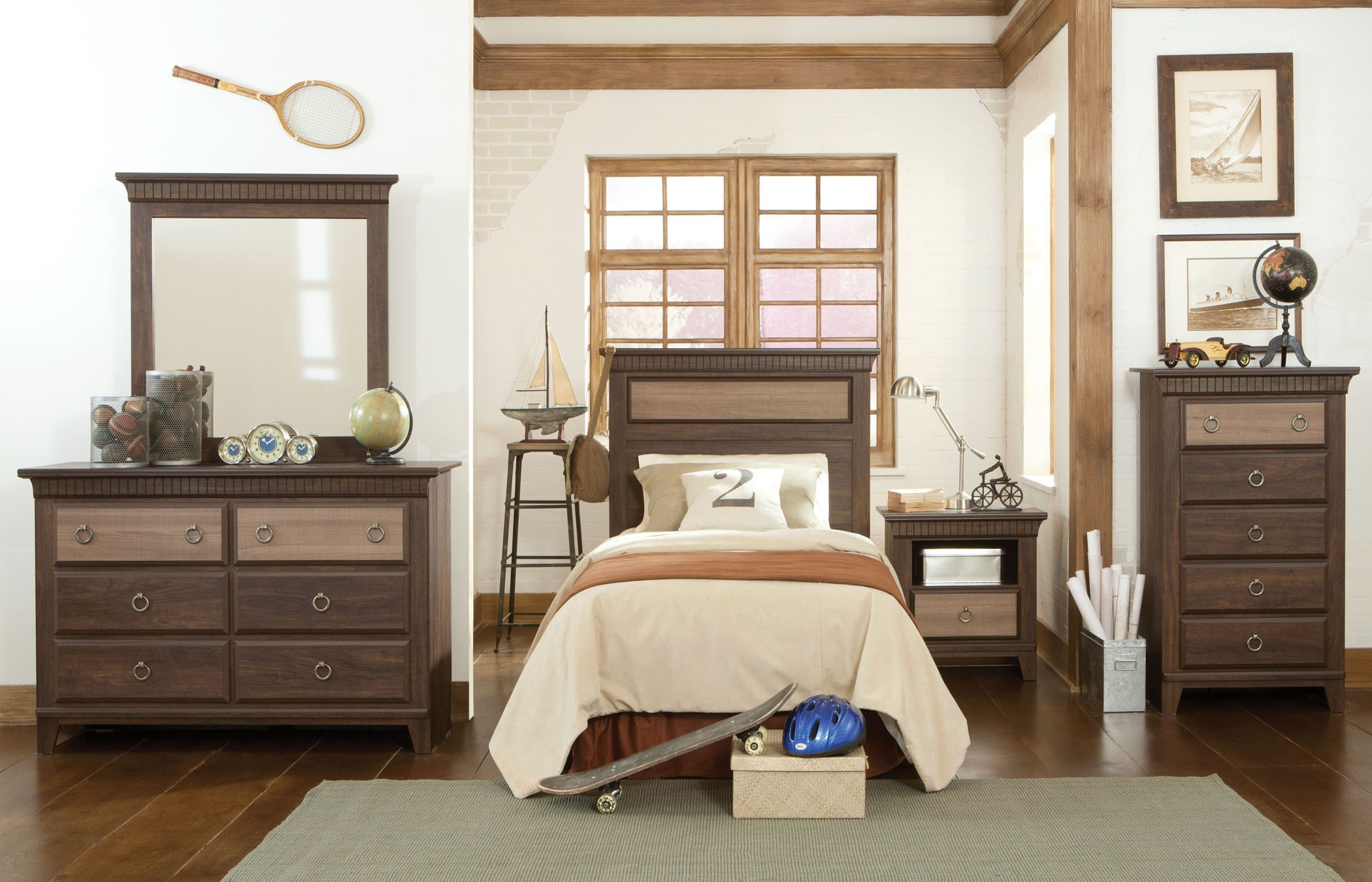 Best Standard Furniture Youth Bedroom Weatherly 68150 Home With Pictures