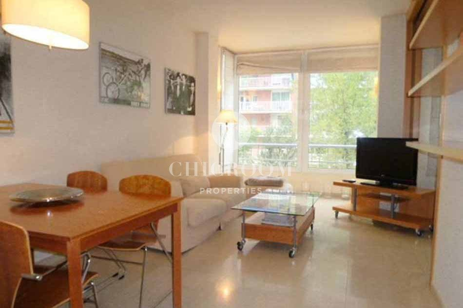 Best Furnished 1 Bedroom Apartment For Rent Pedralbes With Pictures