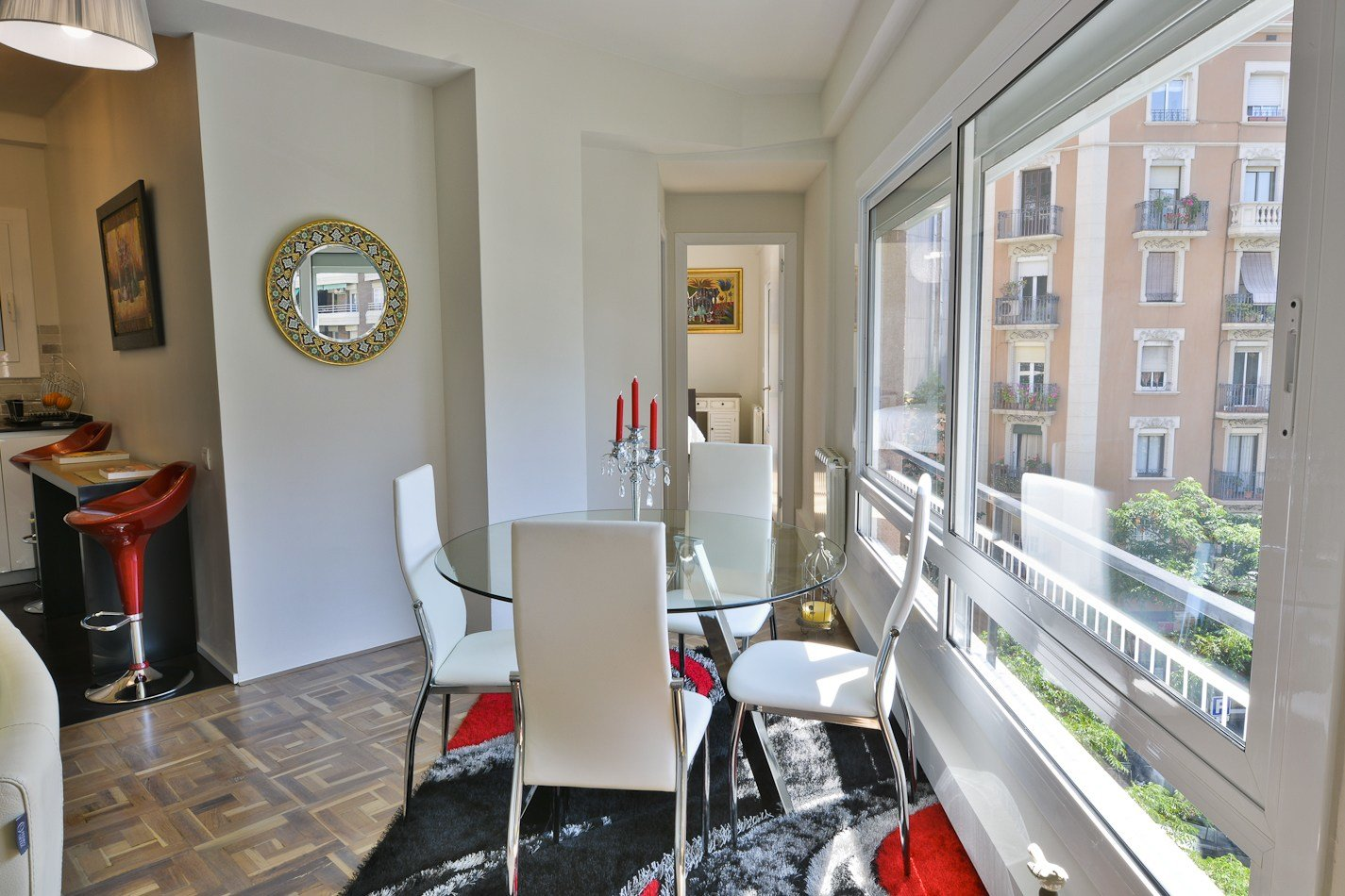 Best Furnished 4 Bedroom Apartment For Rent Eixample With Pictures