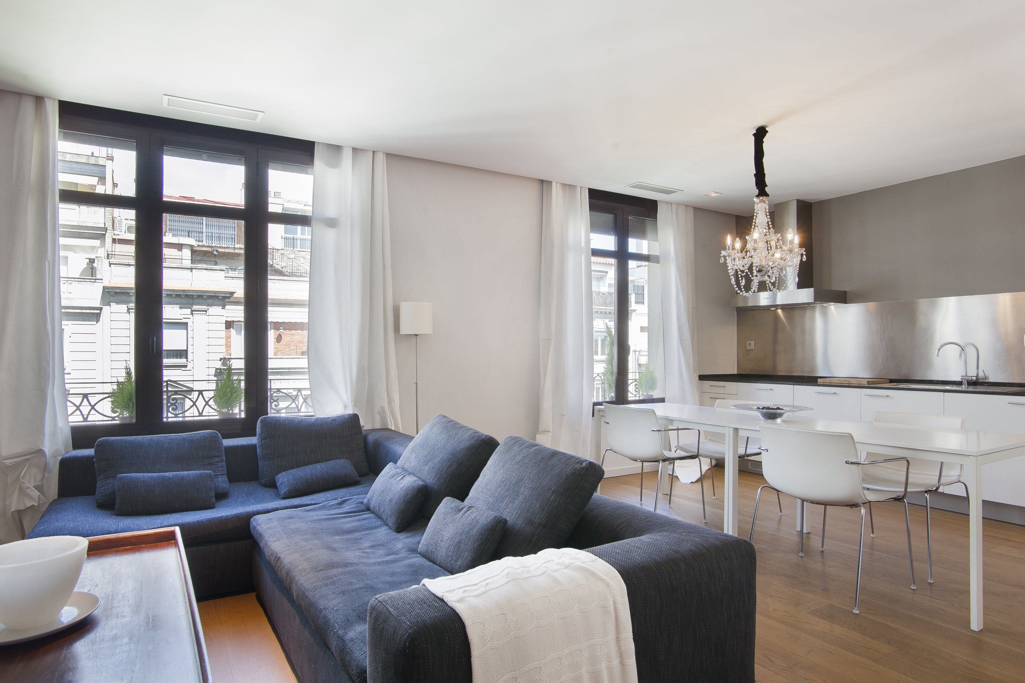 Best Furnished 1 Bedroom Flat For Rent Sant Gervasi With Pictures