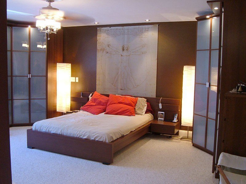 Best Average Master Bedroom Bath Closet Size How Much With Pictures