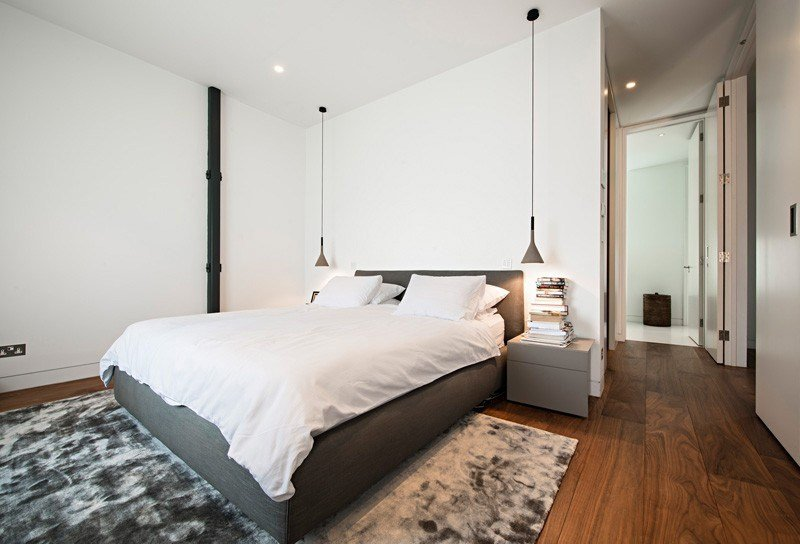 Best 21 Examples Of Bedrooms With Bedside Pendant Lights Contemporist With Pictures