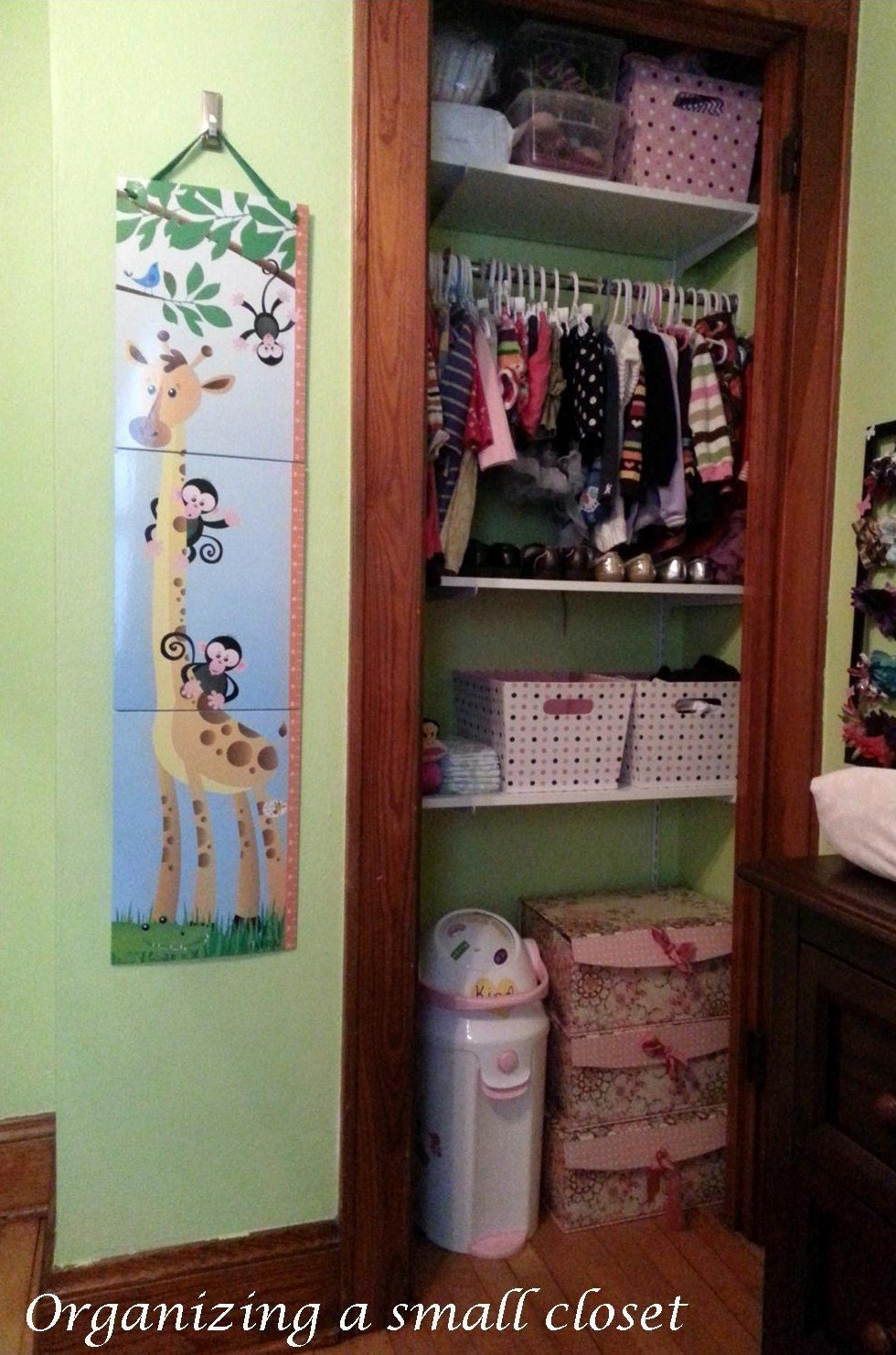 Best Organizing A Small Nursery Or Kids Room Creative Ramblings With Pictures