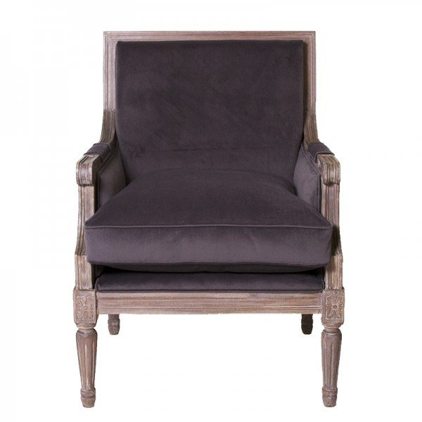 Best Luxurious Grey Velvet Bedroom Accent Chair Bedroom Interior Design And Styling Crumple Co With Pictures