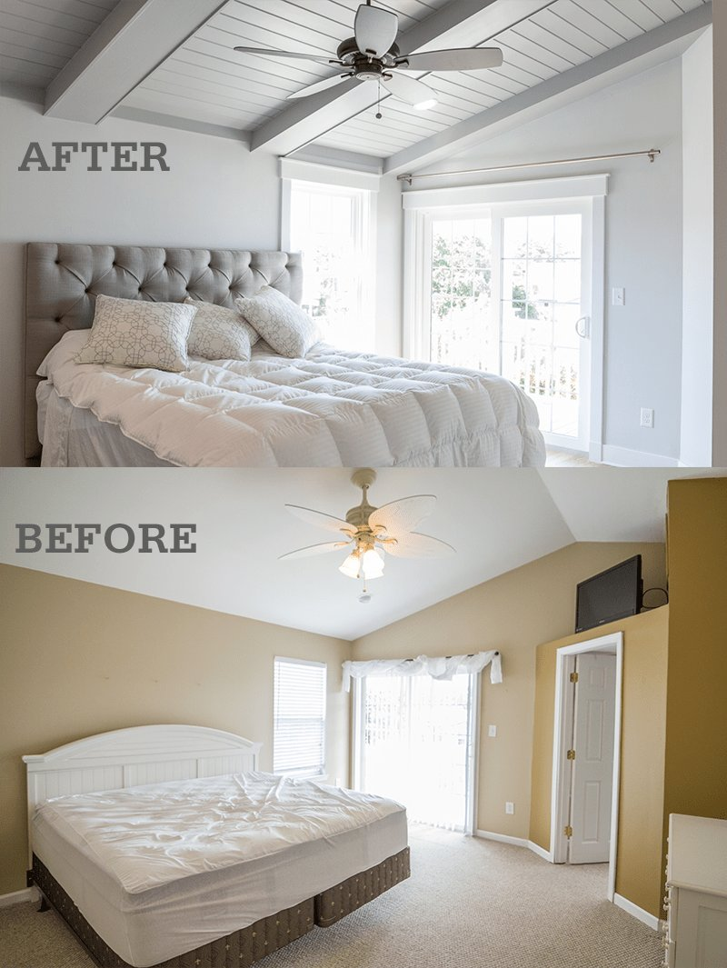 Best Before After Photos Of A Surfside Beach Vacation Home With Pictures