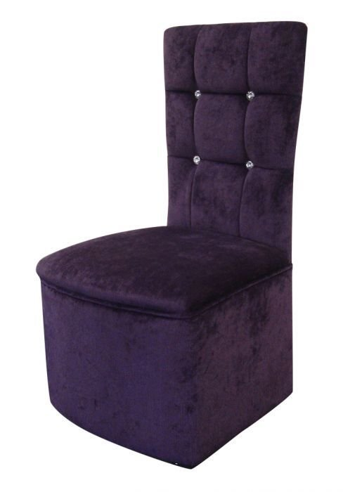 Best Bedroom Chairs Luxurious Bedroom Boudoir Chair In Purple With Pictures