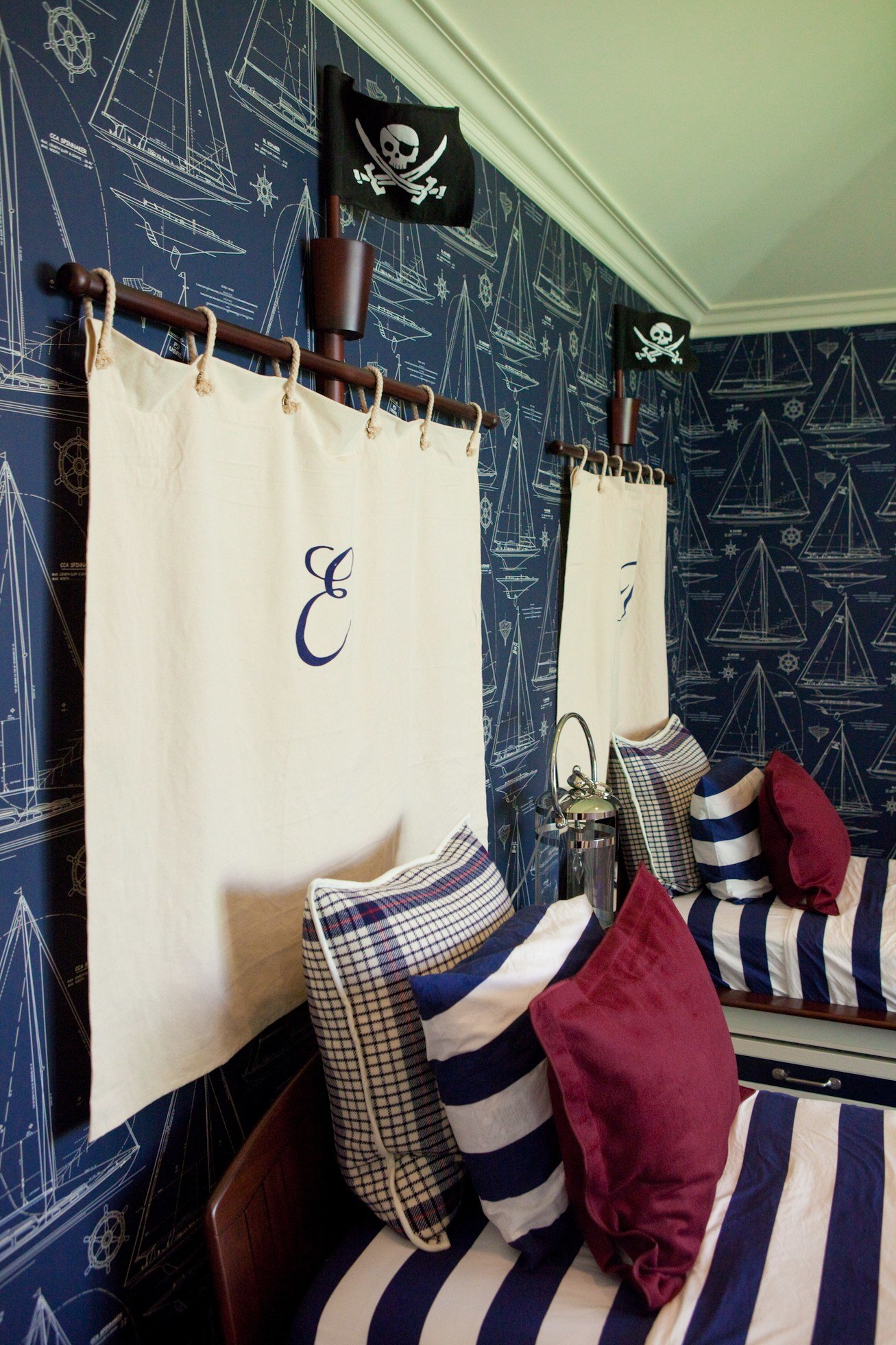 Best Nautical Themed Boys Room Kym Rodgerkym Rodger With Pictures