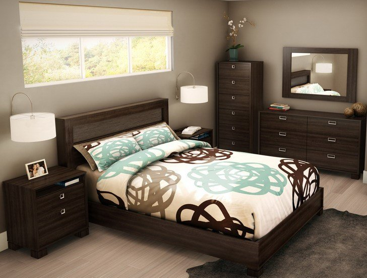 Best Small Master Bedroom Design Color Ideas Brown Kitchentoday With Pictures