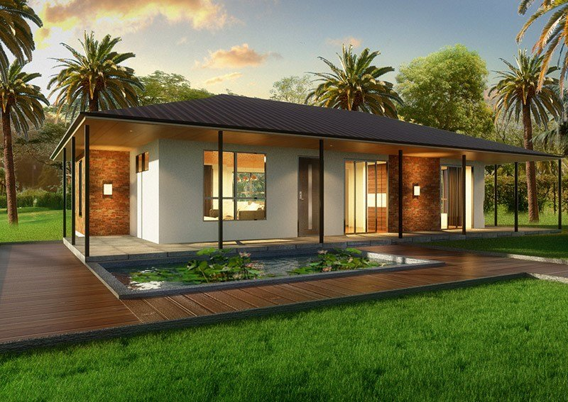 Best The Villa 2 Bedroom Kit Home With Pictures