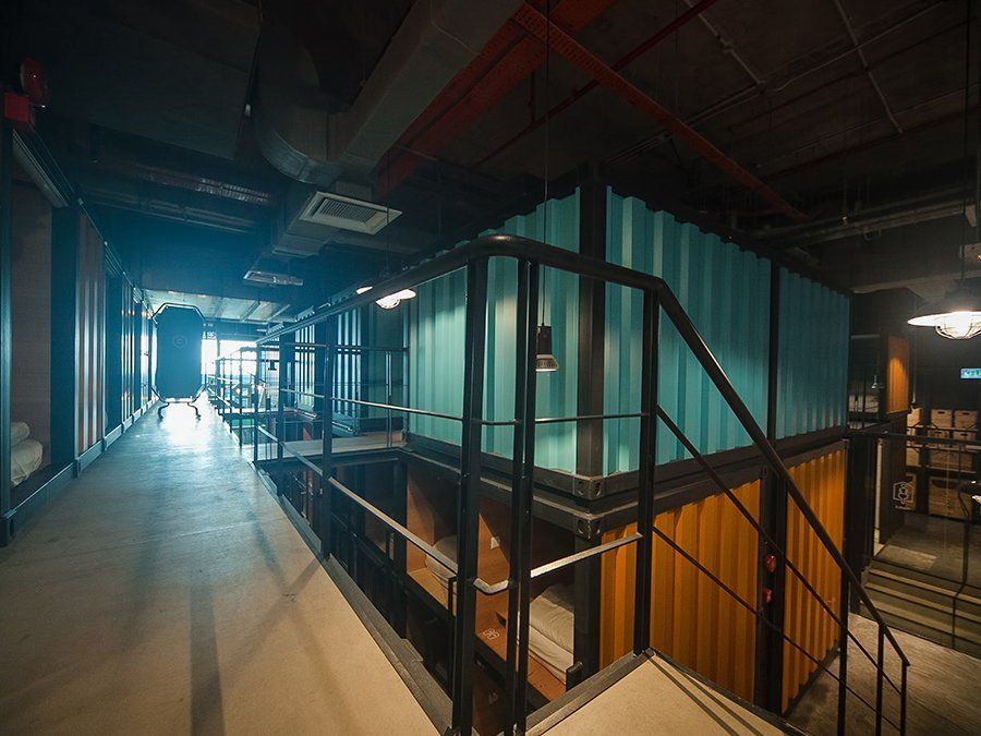Best Capsule By Container Hotel At Klia2 Gallery 1 Malaysia Airport Klia2 Info With Pictures