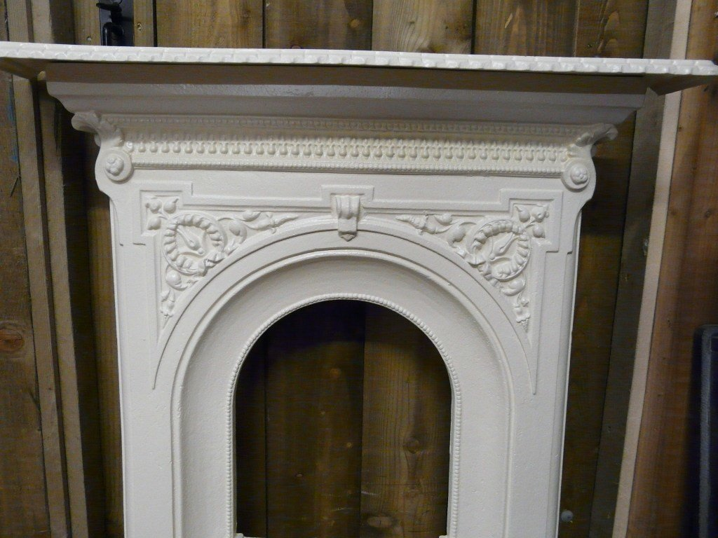 Best Victorian Cast Iron Bedroom Fireplace Front 170B 1619 With Pictures