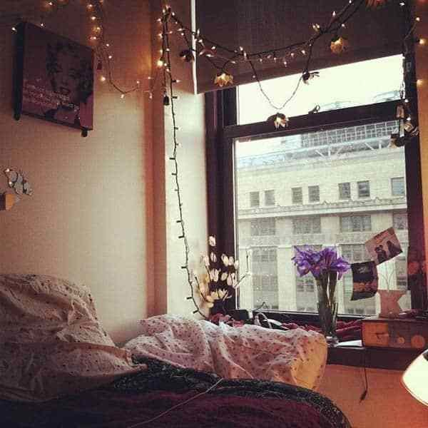 Best 66 Inspiring Ideas For Christmas Lights In The Bedroom With Pictures