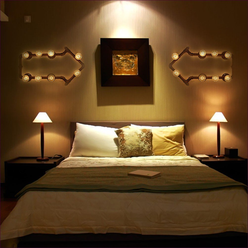 Best Bedroom Bedroom Wall Lights Wall Mount Reading Lamp Bedroom Wall Oregonuforeview With Pictures
