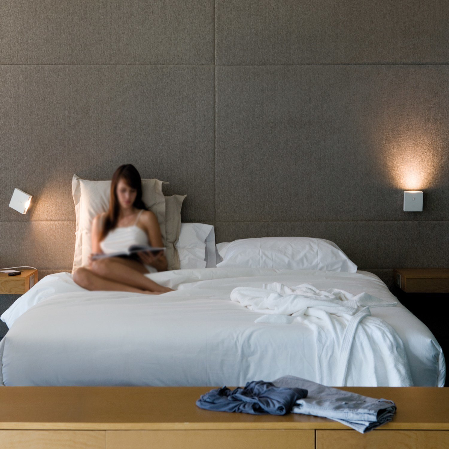 Best Small Bedside Lamps Fabulous Bed Room Modern Minimalist With Pictures