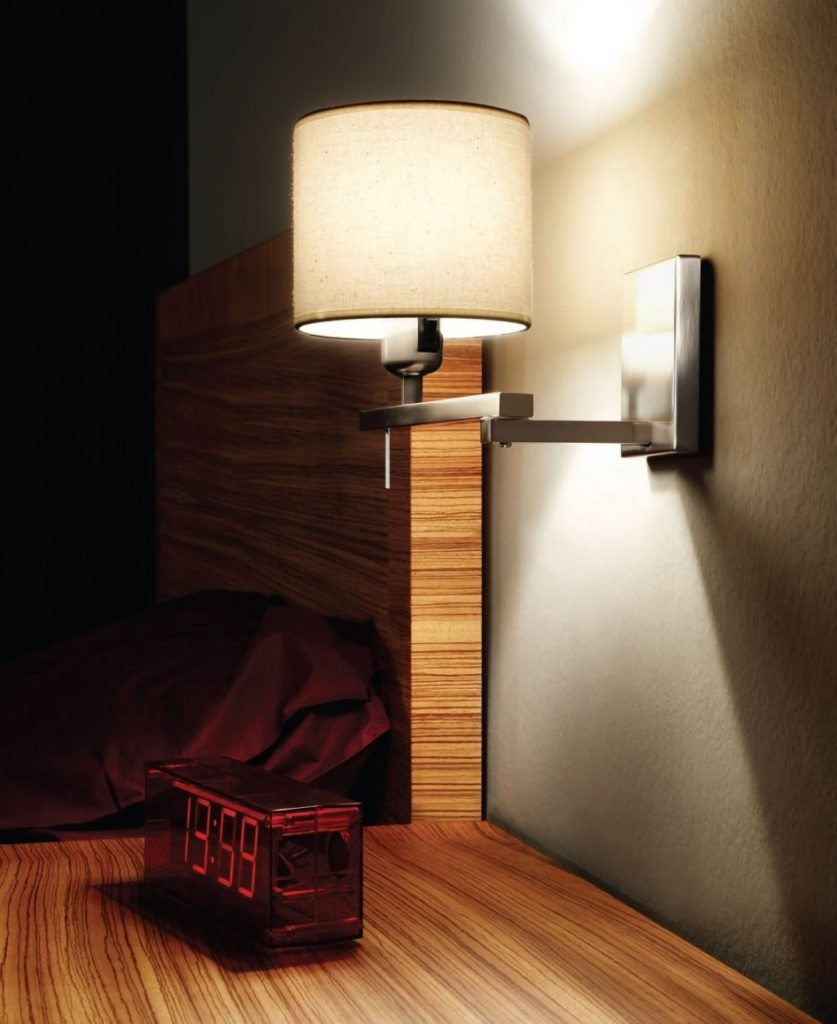 Best 2018 Hotel Room Wall Lamp Led Bedside Lamps Modern Wall With Pictures