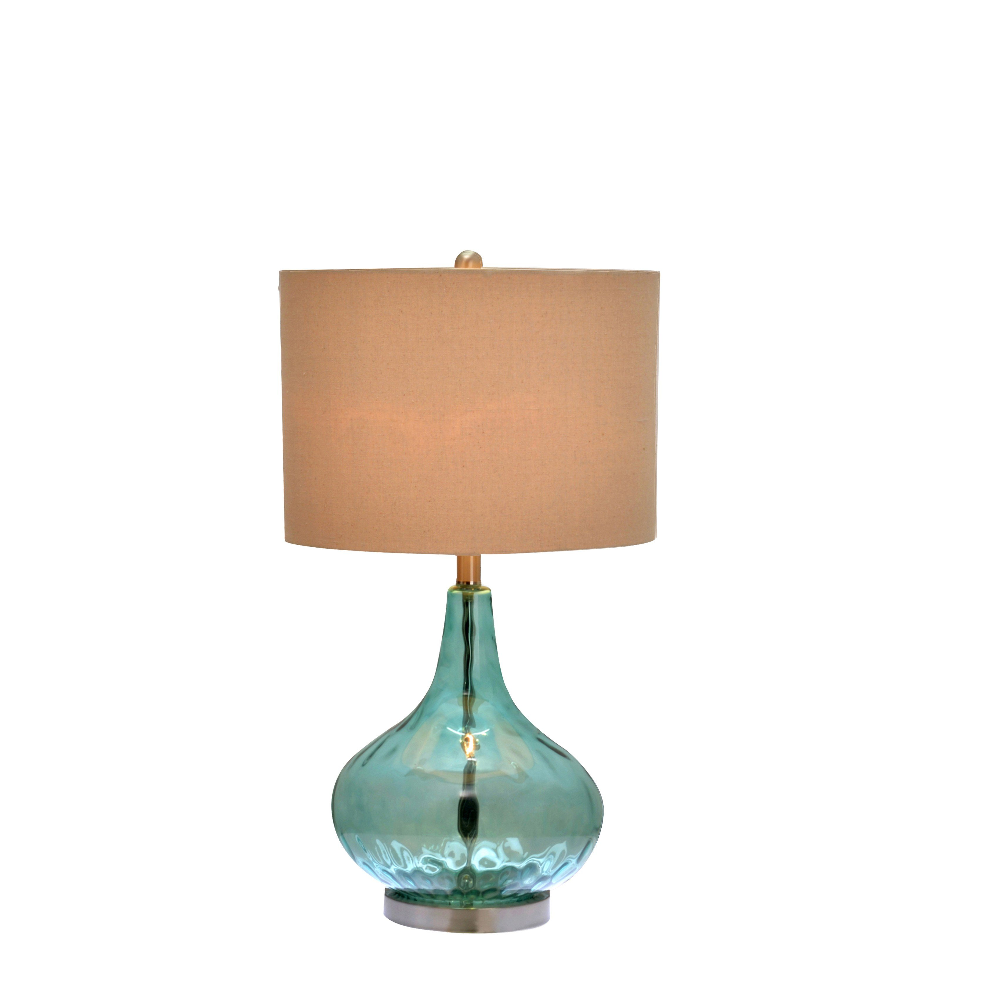 Best Crystal Side Table Lamps With For Bedroom Also Lamp Trends With Pictures