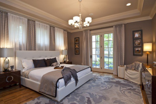 Best 18 Stunning Contemporary Master Bedroom Design Ideas With Pictures