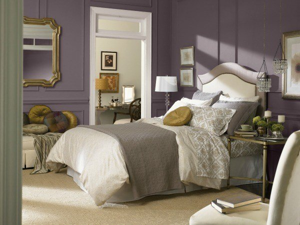 Best Sherwin Williams 2014 Color Of The Year Exclusive Plum With Pictures