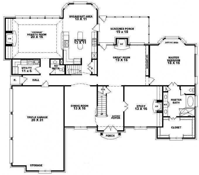 Best House Plans With Bonus Room Smalltowndjs Com With Pictures
