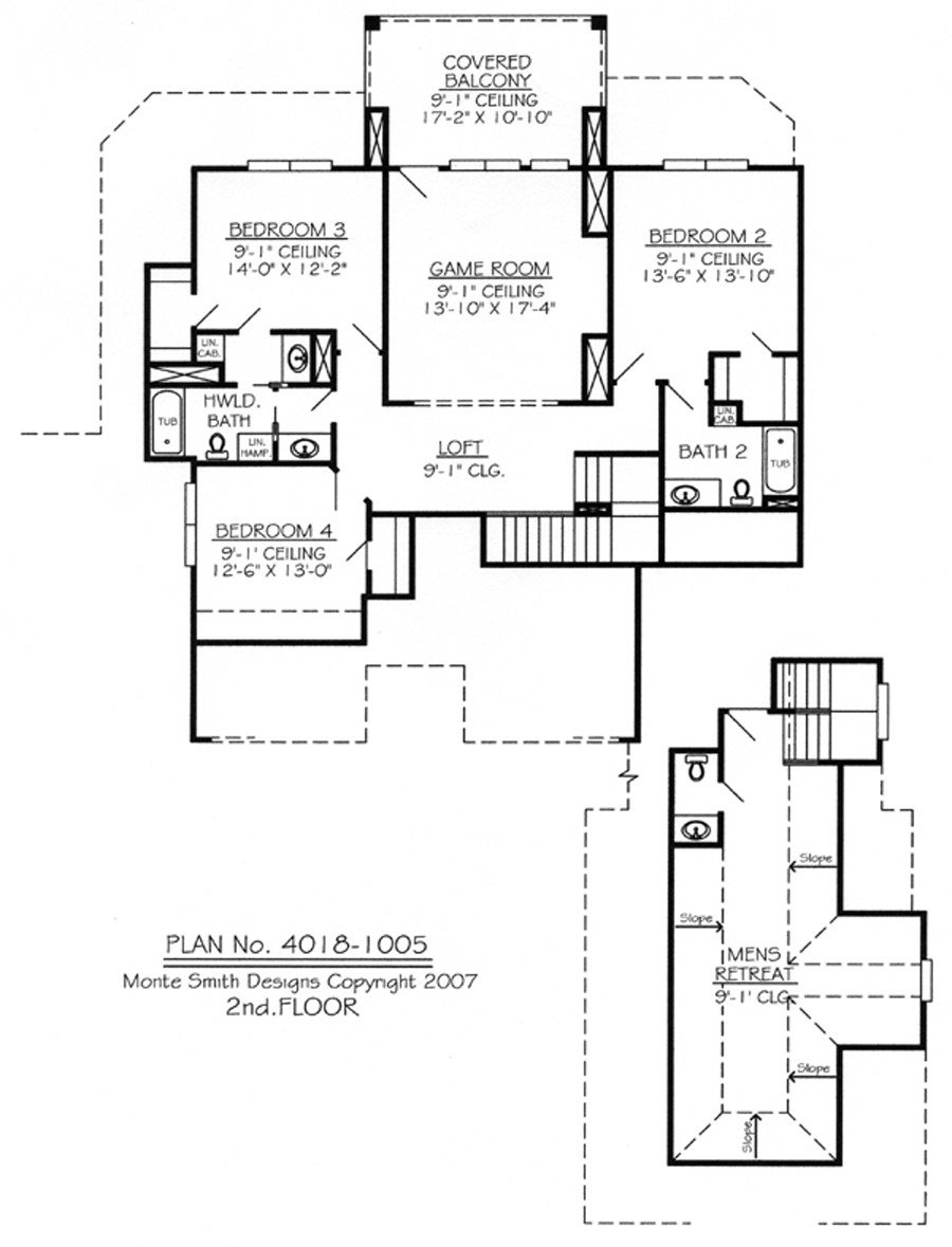 Best Loft Home Plans Smalltowndjs Com With Pictures
