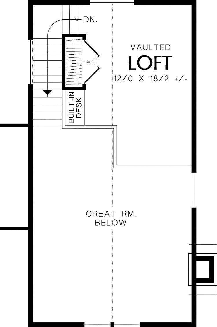 Best Loft House Plans Smalltowndjs Com With Pictures