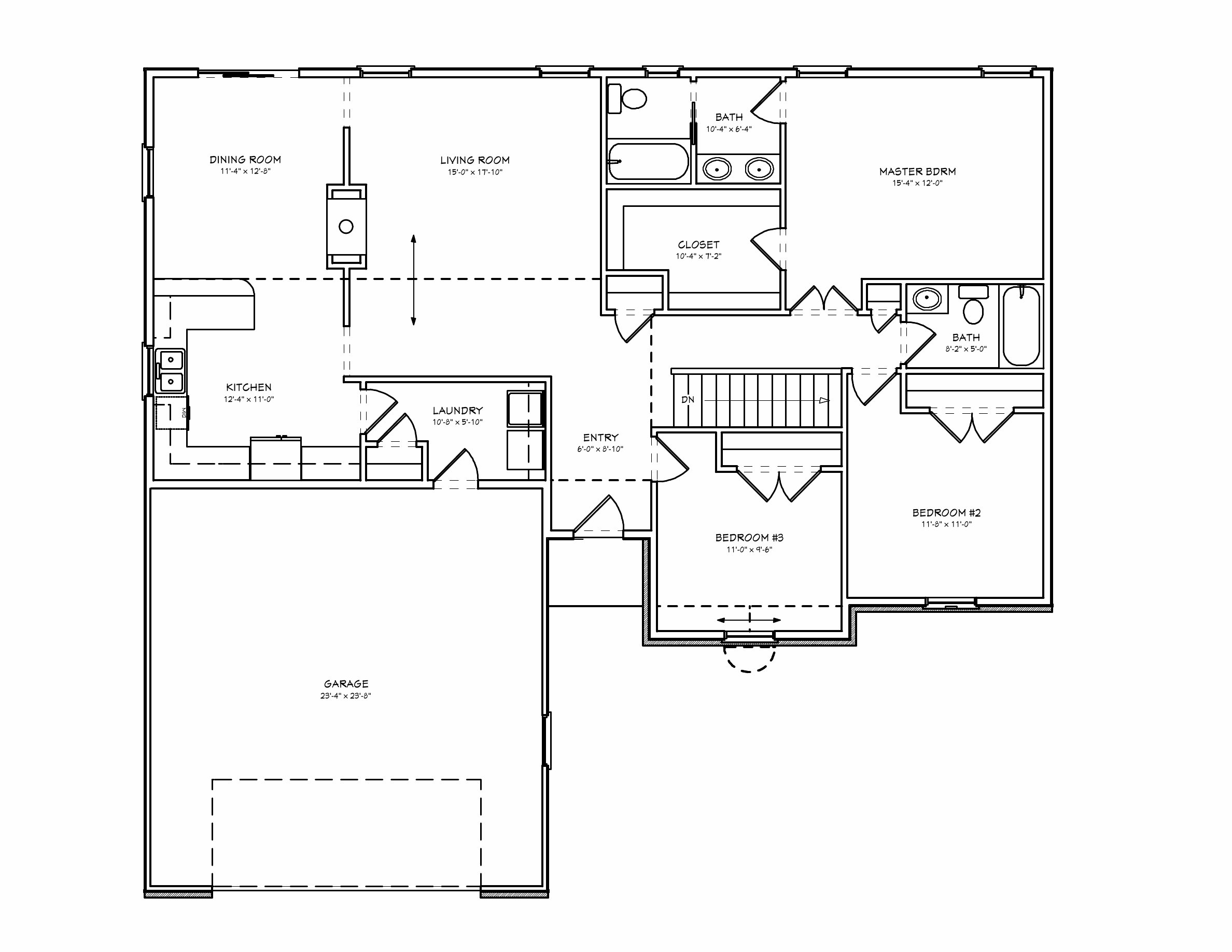 Best Unique Small Ranch Home Plans 9 3 Bedroom House Plans With Pictures