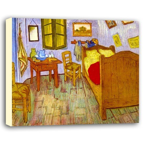 Best Painting Vincent Van Gogh Bedroom In Arles Essay Bartleby With Pictures