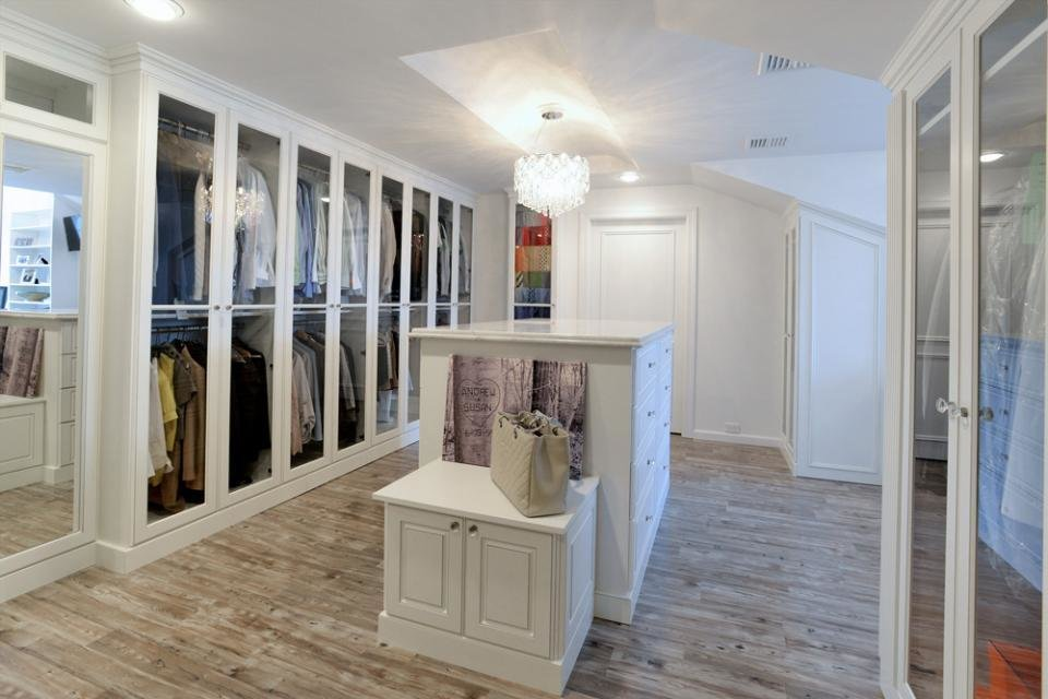 Best Closet Designer Turns Attic Into Dream Room Woodworking Network With Pictures