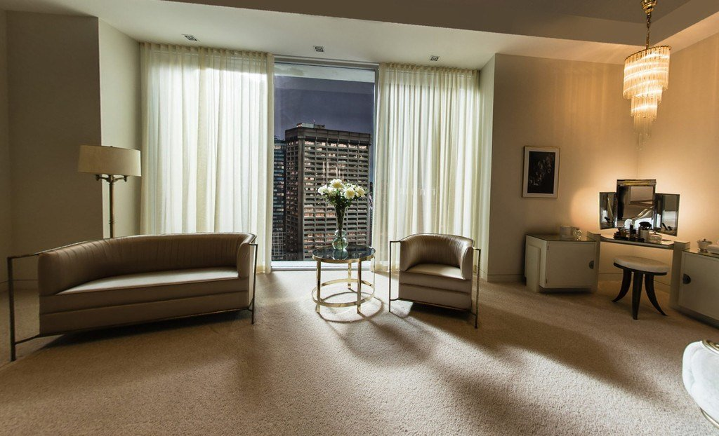 Best The Bedroom Inside Christian Grey S Apartment From 50 With Pictures