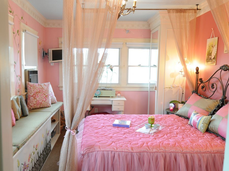 Best Easy Tips To Create Girly Bedroom Decor 4 Home Ideas With Pictures