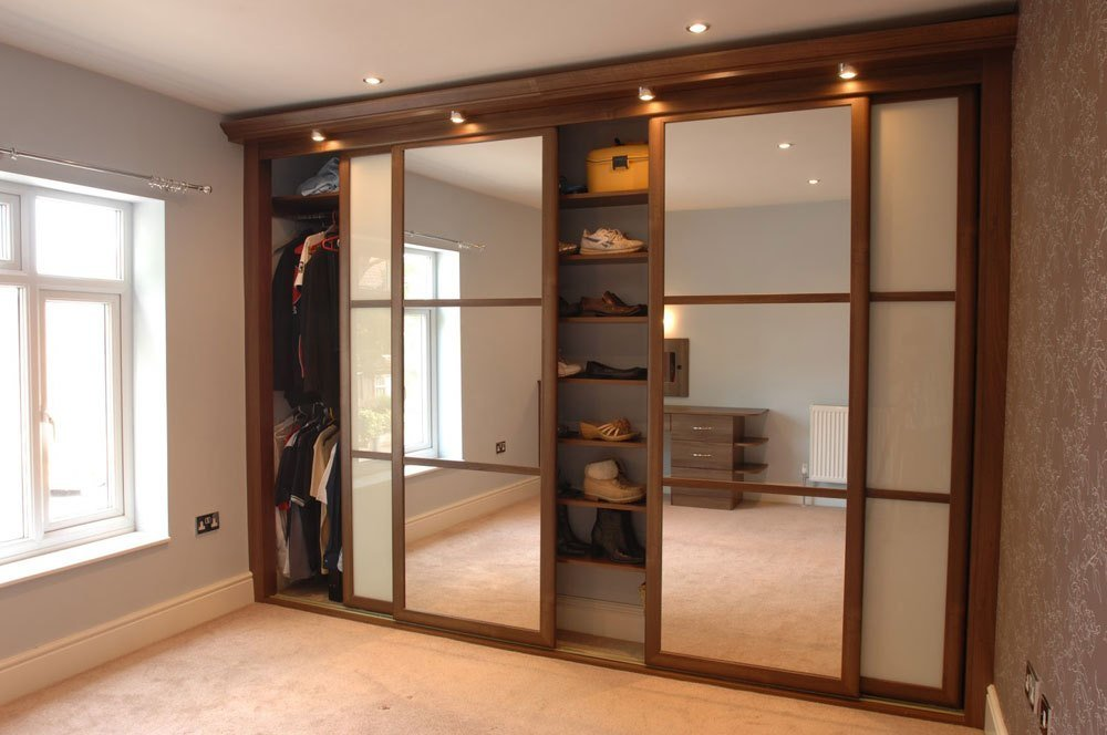 Best Mirror Wardrobes For Elegant Bedroom Designs With Pictures