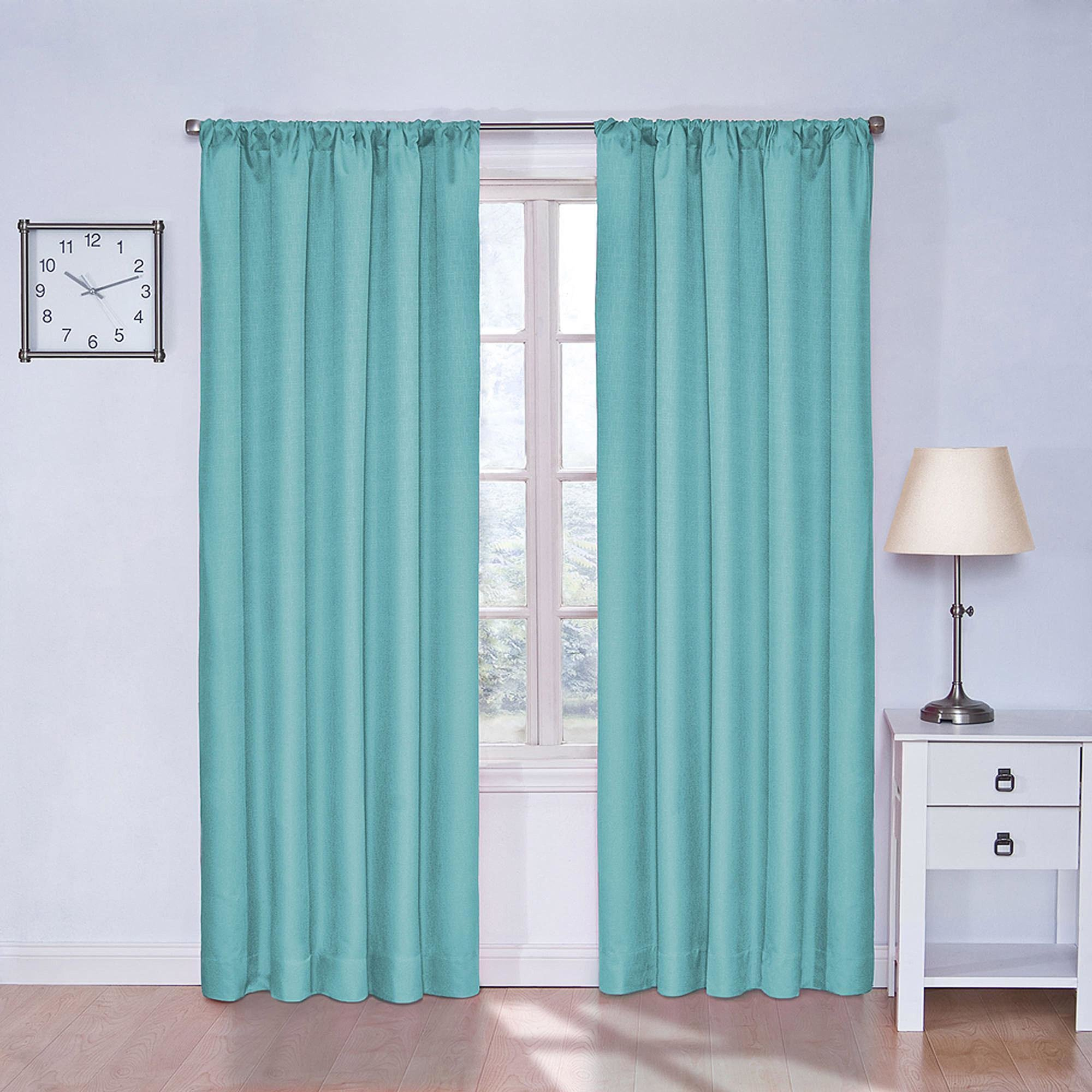 Best Curtain Curtains At Walmart For Elegant Home Accessories Design Ideas — Whereishemsworth Com With Pictures