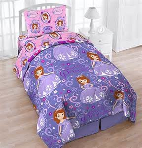 Best Sofia The First Twin 4Pc Bedding Reversible Comforter With Pictures