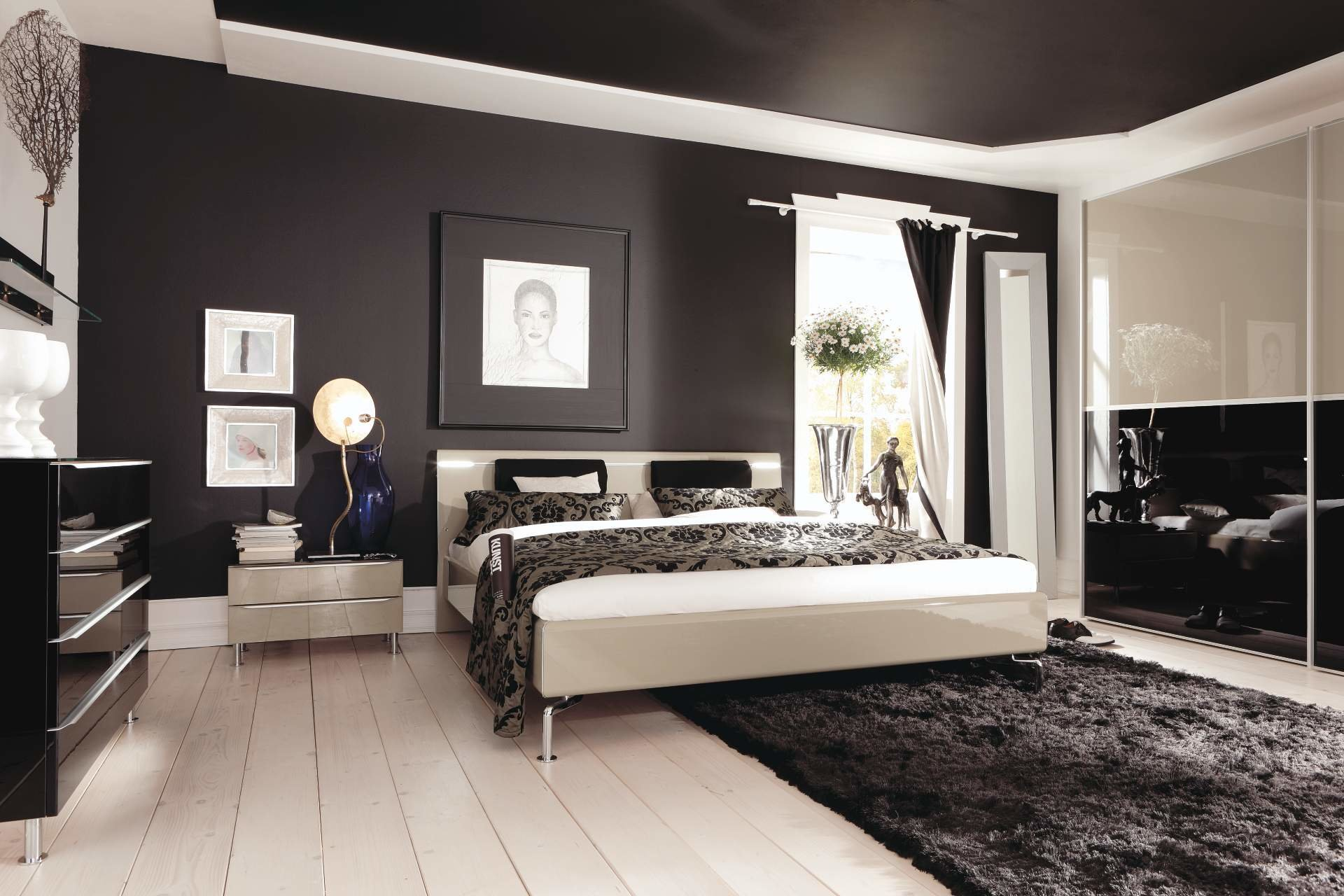 Best Dazzling Bedroom Queen Size Bed Dimensions Ideas 3193 With Pictures