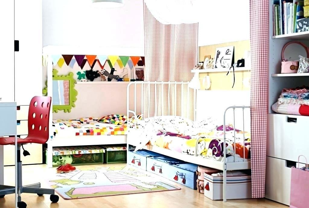 Best View In Gallery Shared Kids Bedroom Ideas Decoration With Pictures