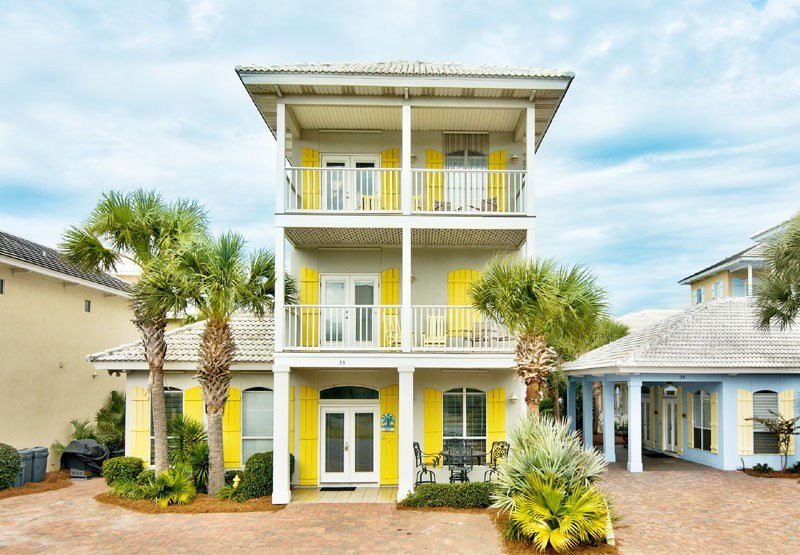 Best South Seas Destin Florida Home Rental 4 Bedrooms With Pictures