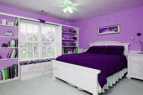 Best 31 Shades Of Purple Bedroom Ideas Wave Avenue With Pictures