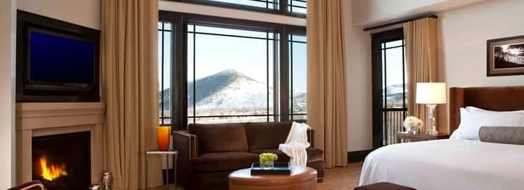 Best Park City Lodging Waldorf Astoria Rooms And Suites With Pictures