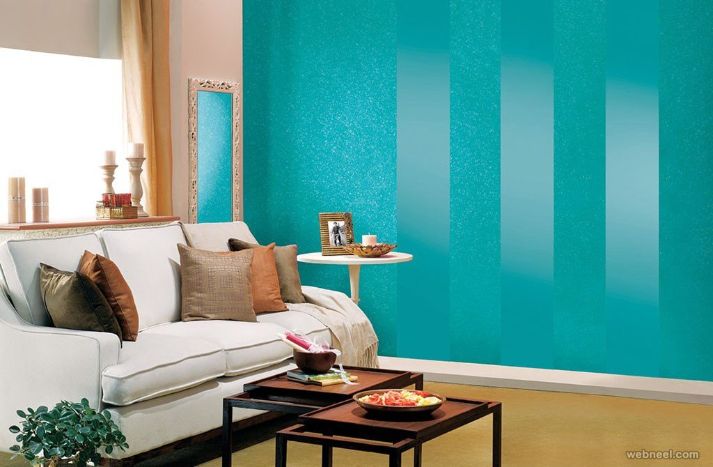 Best 50 Beautiful Wall Painting Ideas And Designs For Living With Pictures