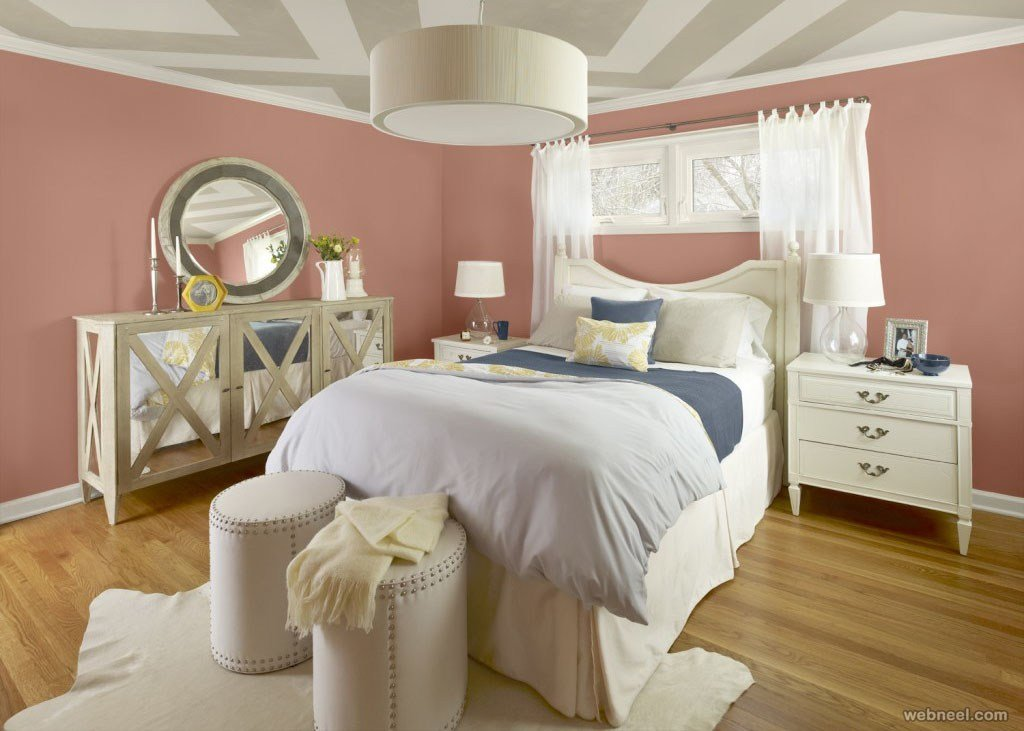 Best Pink Grey Bedroom Color Schemes 13 With Pictures