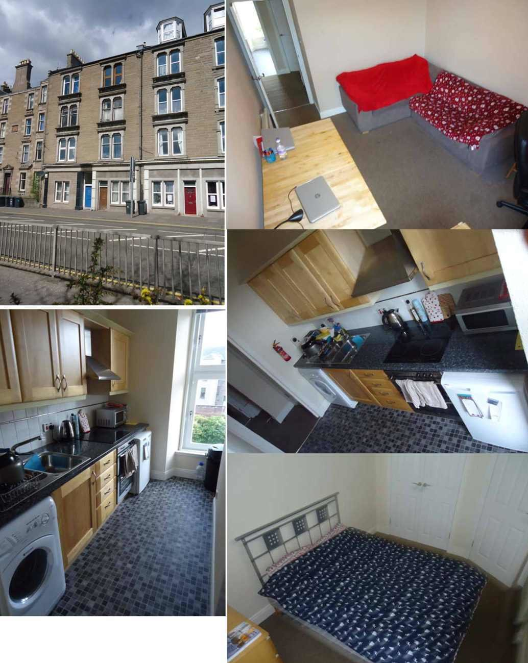Best 1 Bedroom Student Flats For Rent In Dundee West One With Pictures