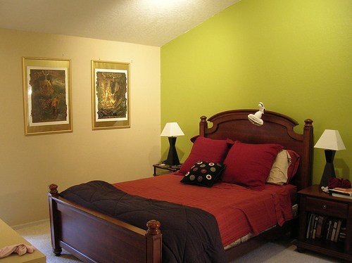 Best Accent Walls Add Dramatic Contemporary Look To Bedrooms With Pictures