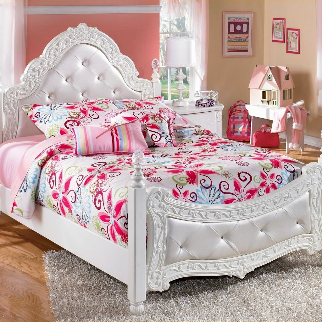 Best Cute Ashley Furniture Bedroom Sets On Sale Image Bedroom With Pictures