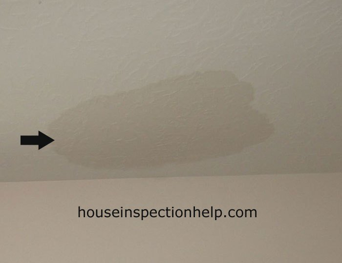 Best Bedroom Ceiling Wet Spot With Pictures
